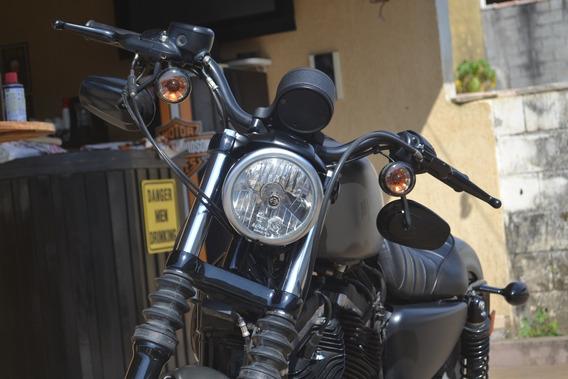 Harley Davidson Iron 883 Xl883n 2018
