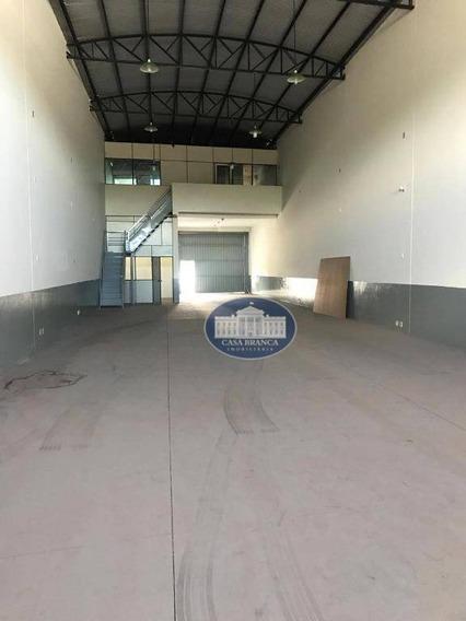 Barracão Excelente Para Locação - Ba0055