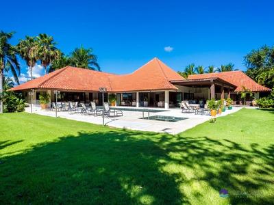 Villa En Casa De Campo, Las Toronjas, En Us$ 2,590,000