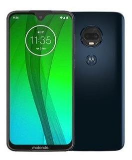 Celular Motorola Moto G7 Plus / Xt1965-2 Deep Indigo Libre N
