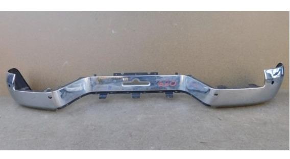 Parachoque Traseiro Amarok Cromado C/furo Sensor De Estacion