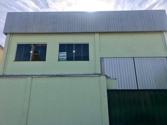 Barracão Para Alugar, 535 M² Por R$ 3.420,00/mês - Jardim Maria Do Carmo - Sorocaba/sp - Ba00028 - 34350590