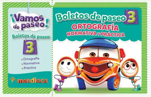 Imagen 1 de 1 de Boletos Para Pasear Por 3° - Estación Mandioca -