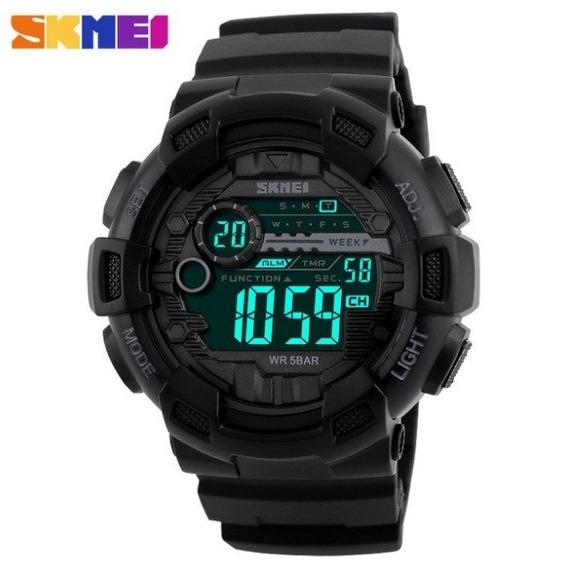 Relógio Skmei Digital Masculino Esportivo Original Barato