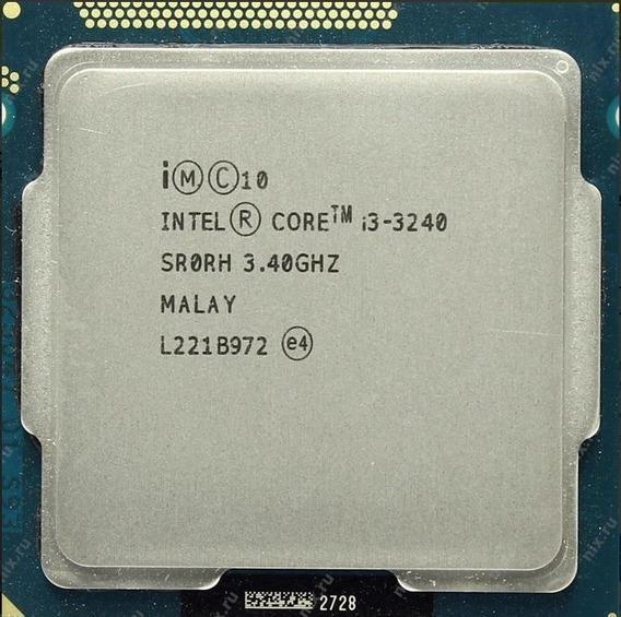 Processador Intel Core I3 3240 Socket Lga 1155 3.40 Ghz