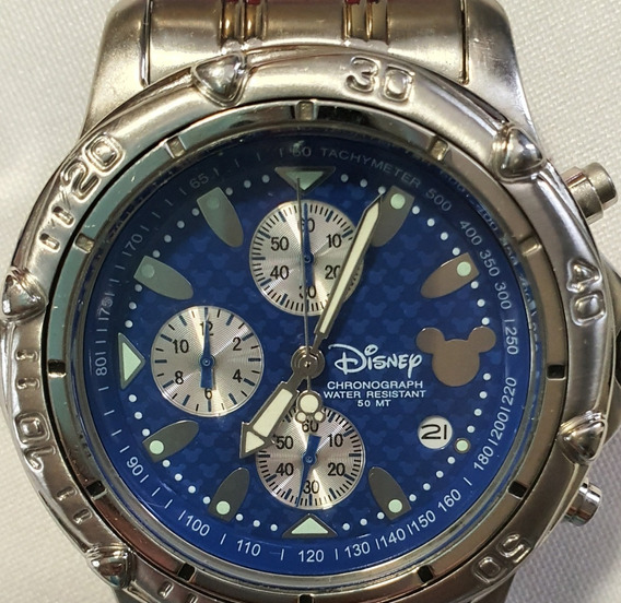 Reloj Disney Parks Time Works. Oportunidad Única!!!