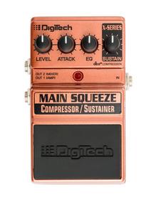 Pedal Guitarra Digitech Main Squeeze