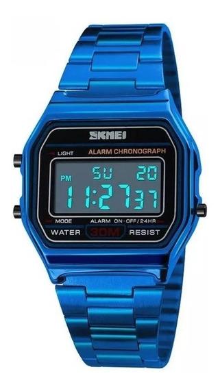 Relógio Skmei Digital 1123 Azul