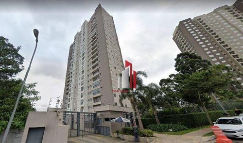 Imagem 1 de 12 de Apartamento À Venda, 47 M² Por R$ 350.000,00 - Vila Andrade - São Paulo/sp - Ap1614