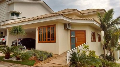 Imagem 1 de 12 de Casa  Residencial À Venda, Condomínio Vila Dos Inglezes, Sorocaba. - Ca7716