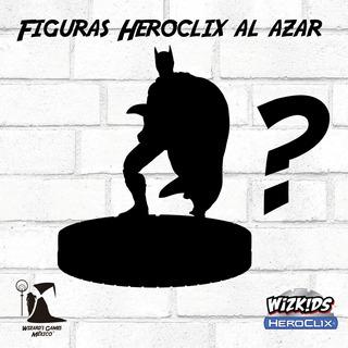 Heroclix Paquete De 5 Al Azar.