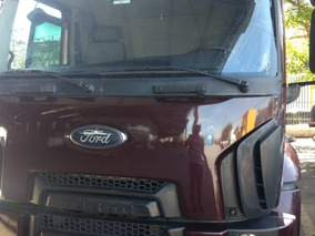 Ford Cargo 2423 6x2 Ano 2012/2013