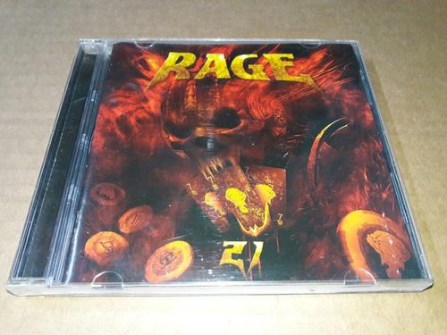 Rage - 21 (2 Cds)