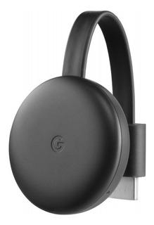 Google Chromecast 3 Minitv Con Cargador Original!