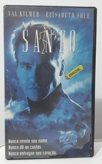 Filme Fita Vhs- O Santo- Legendado- Ano 1997
