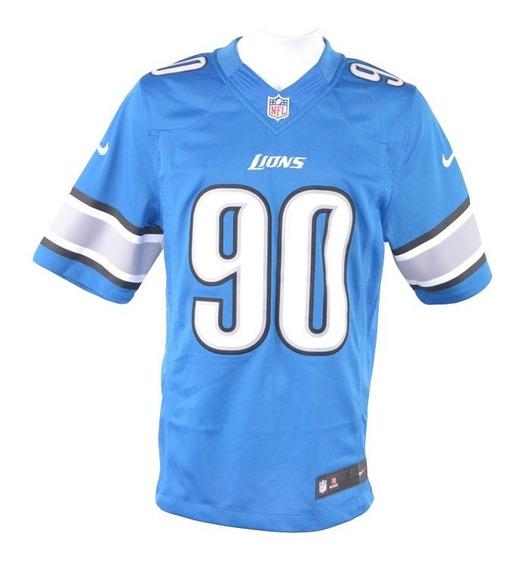 Nike Playera S Azul