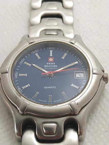 Relógio Suiço Swiss Military Raridede Perfeito Estado Mascul