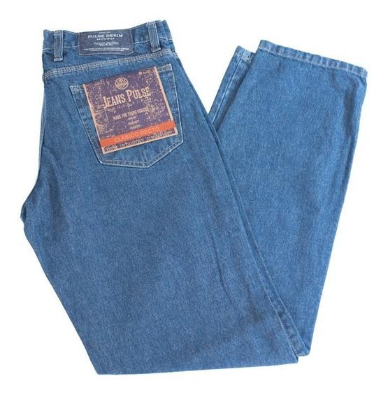 Pack X 2 Jean Clásico De Hombre Blue Y Black