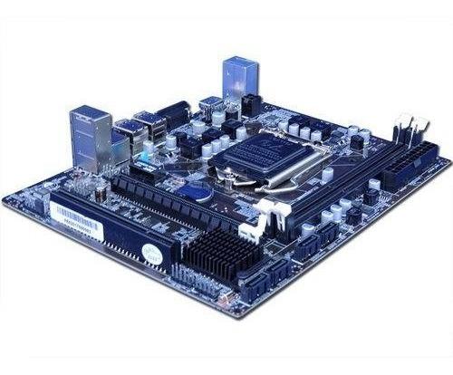 Mb 1156 Brx H55-m Vga/lan/som/sata/dua Nova P/intel I3 540