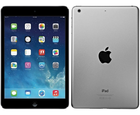 Apple iPad A1475 Wifi E 4g Preto - Usado