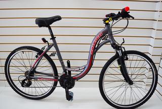 Bicicleta Dama Raleigh Venture 3.0 Rodado 26 21 Vel