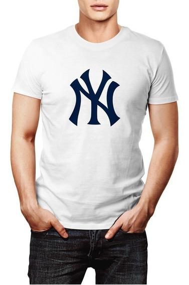 Playera New York Yankees Baseball