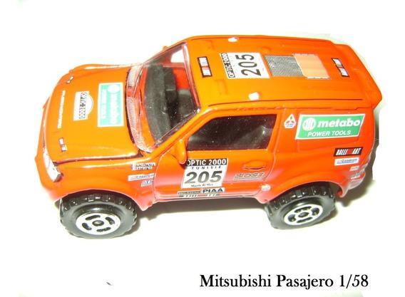 Carrito Majorette Escala 1/64 Nuevo 5vrd