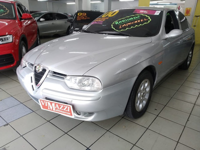 Alfa Romeo 156 2.0 Elegant 16v Gasolina 4p Manual