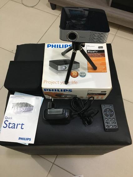 Projetor Philips Picopix