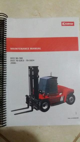 Manual Catálogo Kalmar Dce180