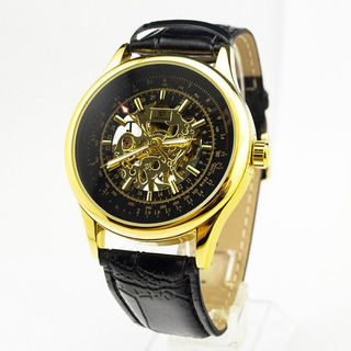 Reloj Hombre Forsining Maquina Automatica Mecanica Acero