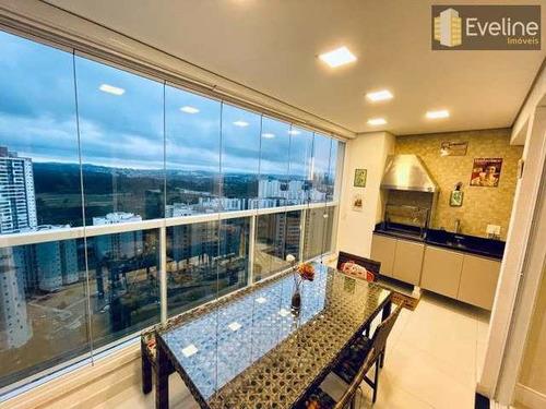 Apartamento Com 3 Dorms, Loteamento Mogilar, Mogi Das Cruzes - R$ 990 Mil, Cod: 2142 - V2142