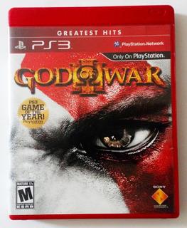God Of War 3 Ps3 Usado Ingles