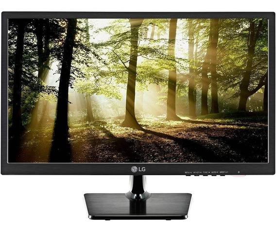 Monitor Led 19,5 Pol Lg 20m37aa 1366x768 Preto