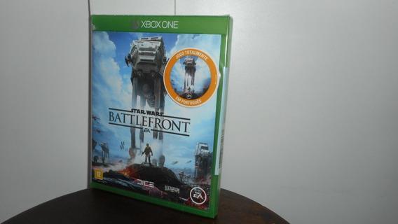 Star Wars Battlefront Xbox One Mídia Física Novo Lacrado