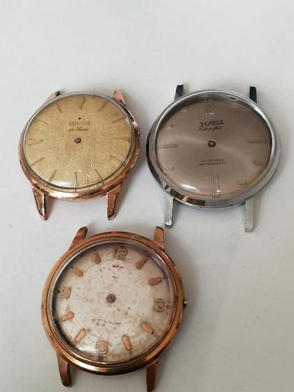 Lote Relojes Haste Y Waltham Reparar, Restaurar