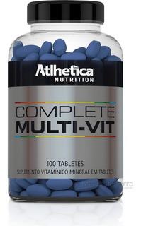 Complete Multivit 100 Tabletes - Atlhetica Nutrition