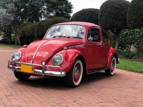 Volkswagen Escarabajo 1966 Alemán