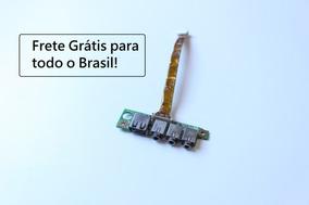 Placa De Som Audio Usb Positivo Premium 6-71-m74sa-d03 Frete