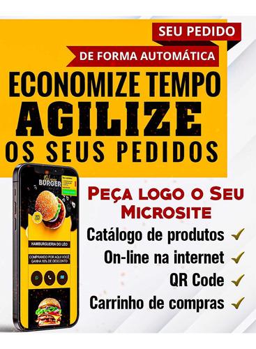Imagem 1 de 1 de Cartão E Cardápio Digital Interativo