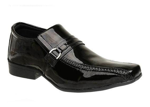 Sapato Masculino Social Verniz Di Stefani - 905