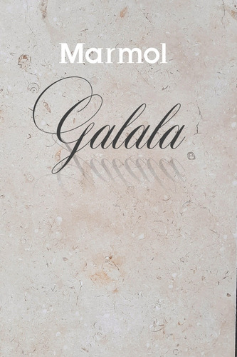 Marmol Galala Natural 60x40 Crudo