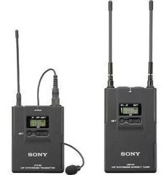 Sony Uwp-v1 Wireless Lavalier Microphone 42/44 - 638 662mhz