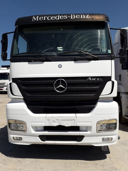 Mercedes Benz 2540 6x2 Ano 2007