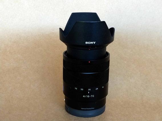 Lente Sony Carl Zeiss 16-70mm Mount E Oss