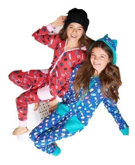 Pijama Entero Mono Refresh 477-18 Tutta La Frutta