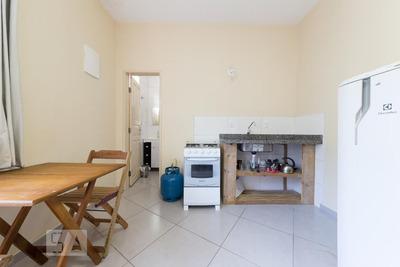 Studio Térreo Mobiliado Com 1 Dormitório - Id: 892916870 - 216870