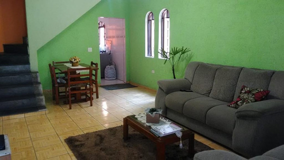 Sobrado Com 3 Dormitórios À Venda, 146 M² Por R$ 660.000 - Santa Maria - São Caetano Do Sul/sp - So0686
