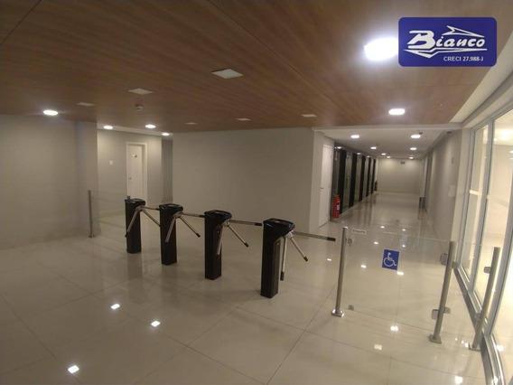 Junto Ao Centro! Salas Para Alugar, 30 M² Por R$ 1.400,00/mês - Vila Moreira - Guarulhos/sp - Sa0176