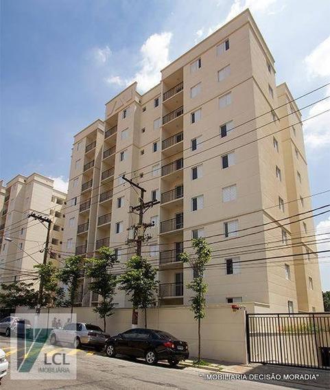 Apartamento Com 2 Dormitórios À Venda, 56 M² Por R$ 361.000,00 - Jardim Monte Kemel - São Paulo/sp - Ap0020